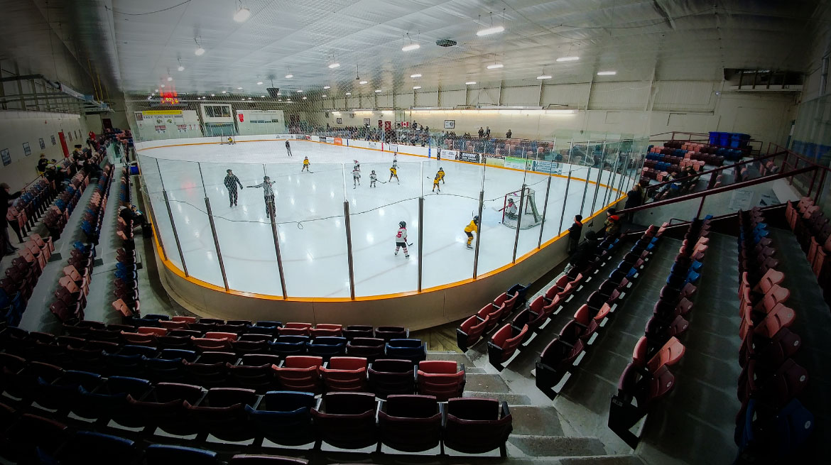 east york arena